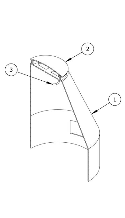 martello bollard embedded mounting