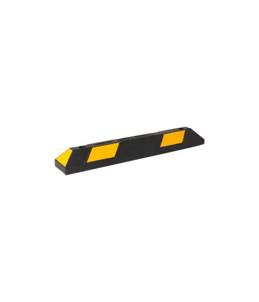 R-2003 yellow and black parking stop