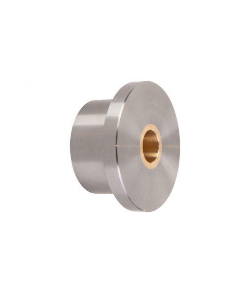 R-3306 single flanged steel industrial wheel