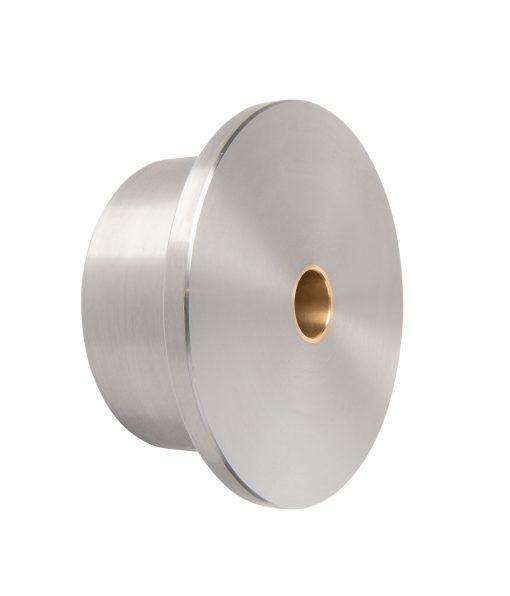 R-3320 single flanged industrial steel wheel