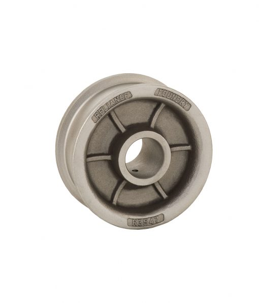 R-3547 double flanged industrial wheel