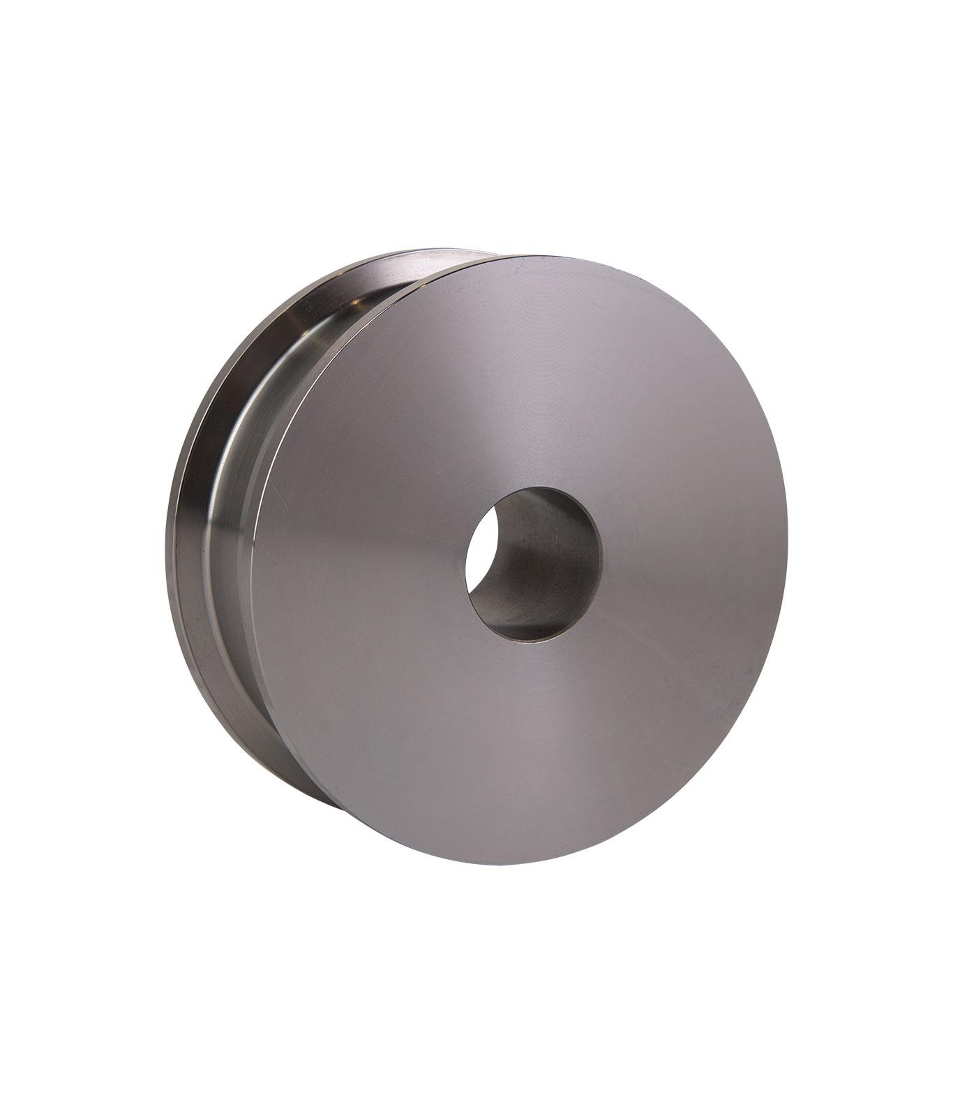 R-3548-M Machined Steel Wheel