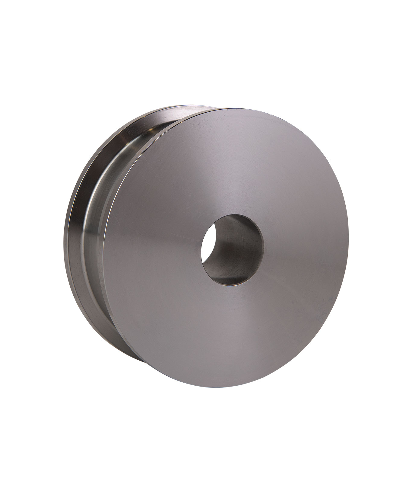 R-3562-M Machined Steel Wheel