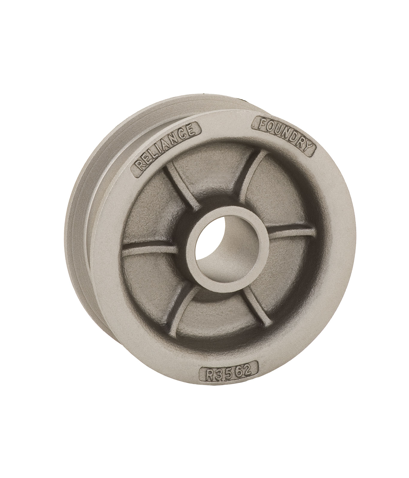 R-3562 Double Flanged Wheel