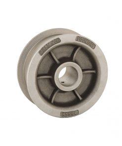 R-3564 industrial steel wheel double flanged