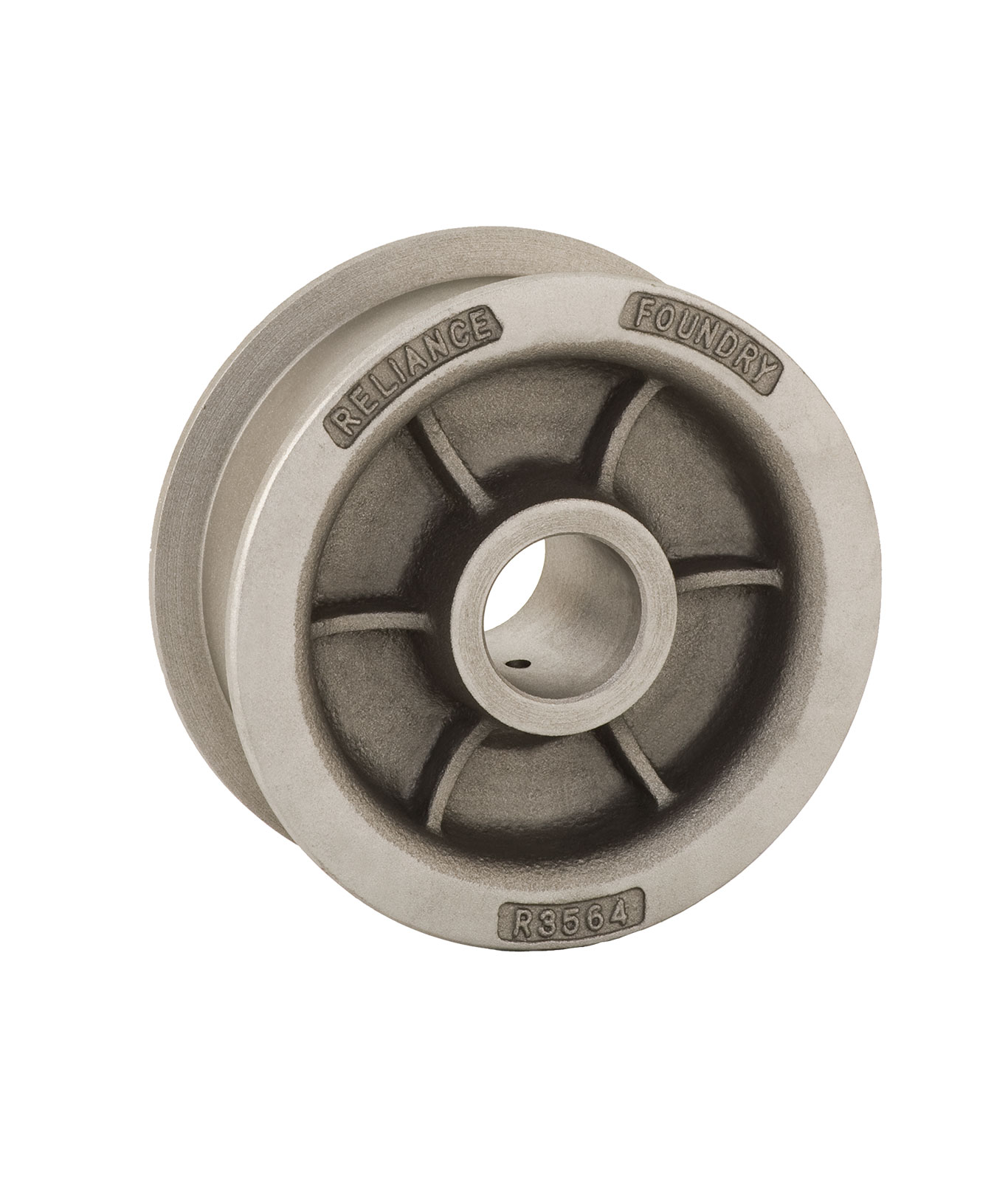 R-3564 Double Flanged Wheel