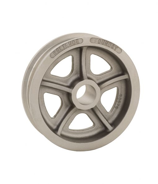 R-3676 industrial steel wheels