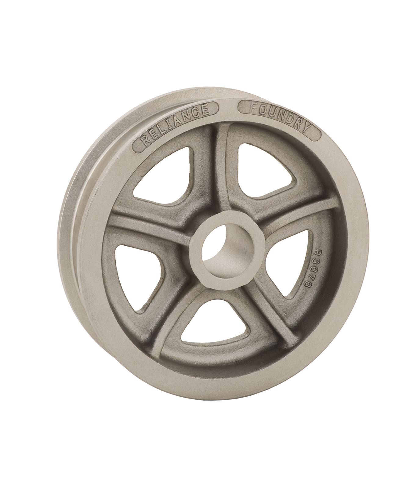 R-3676 Double Flanged Wheel