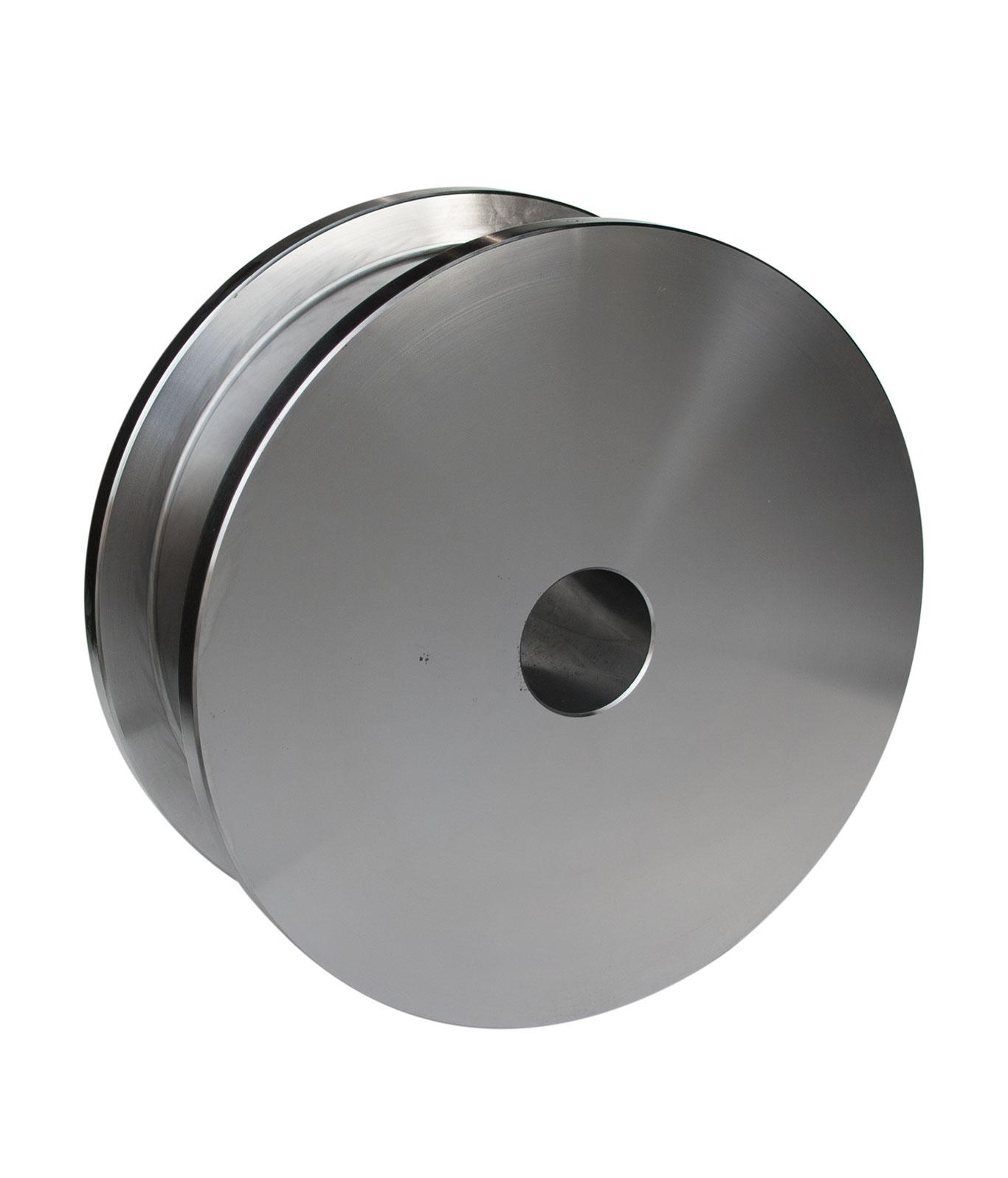 R-3686-M Machined Steel Wheel