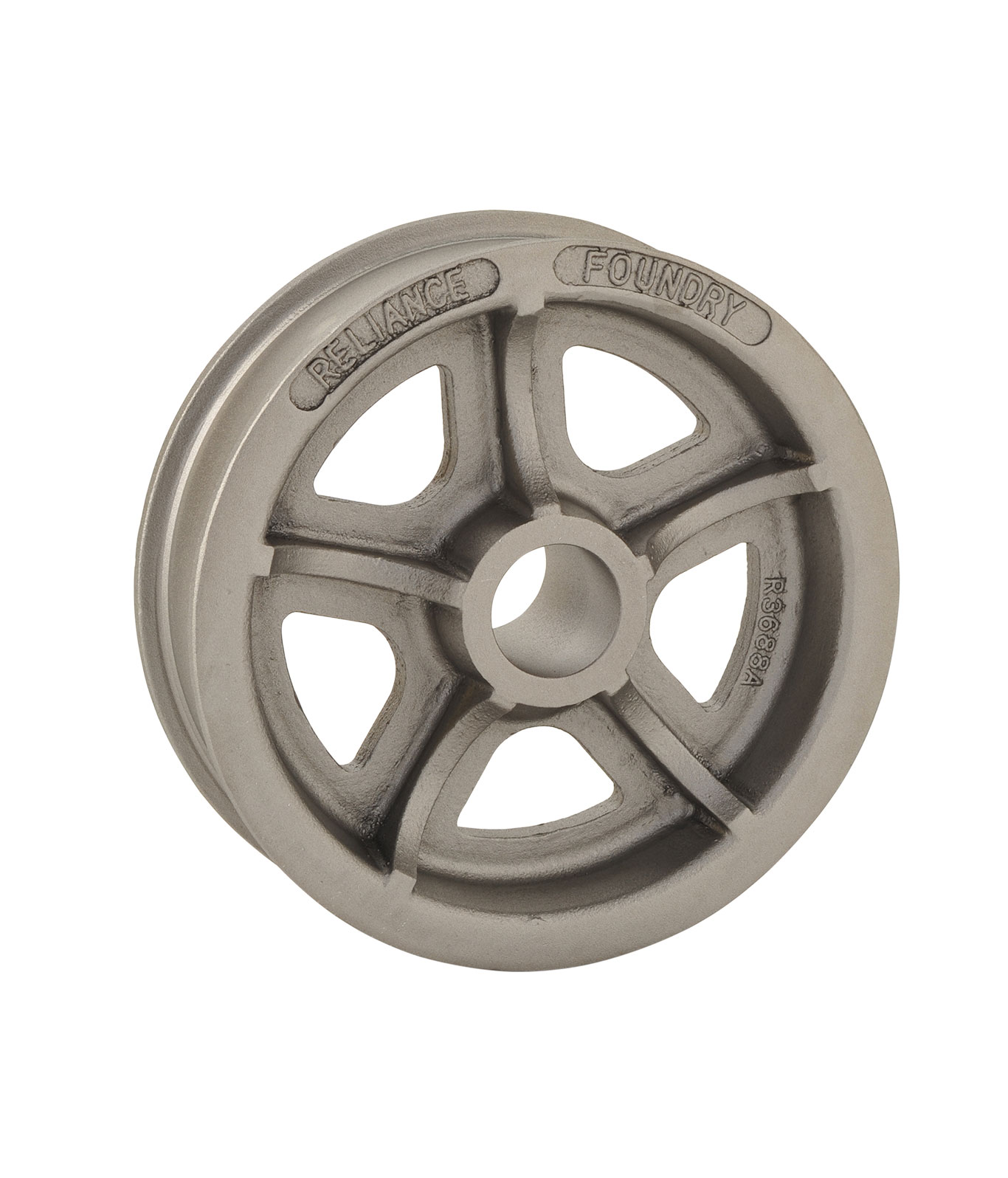 R-3688-A Double Flanged Wheel