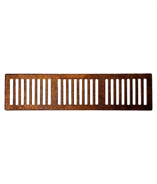 R-4989-P trench drain with 6-inch width
