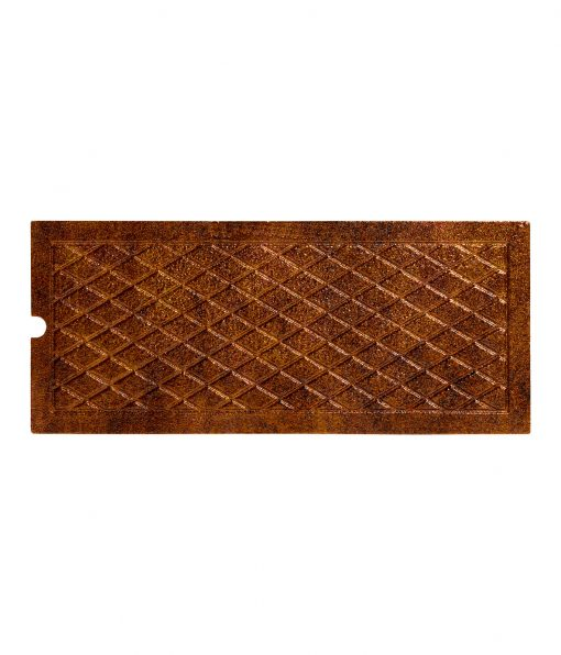 R-4990-BX type D trench cover with 10 inch width and solid lid