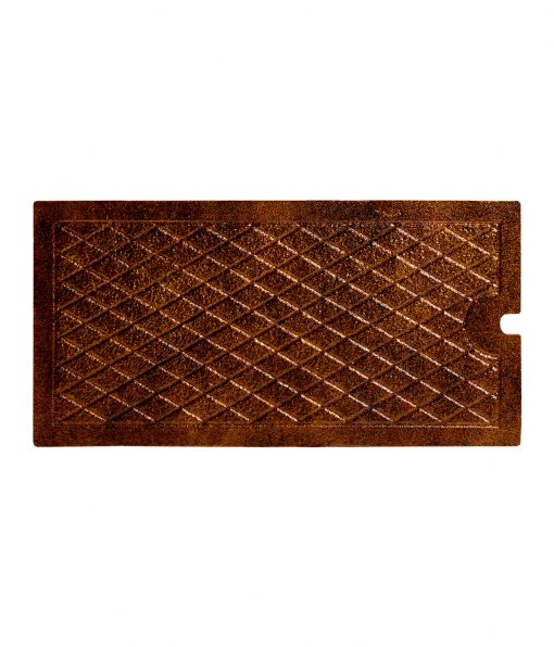 R-4990-CX type D trench cover with 12-inch width and solid lid