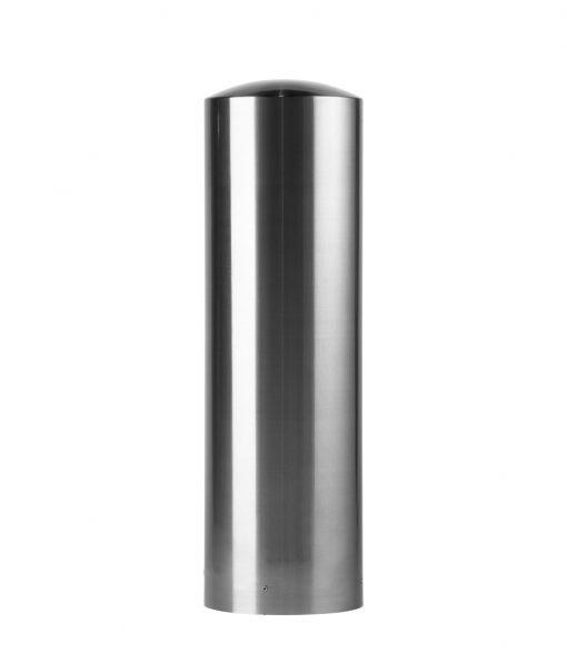 R-7313 stainless steel bollard cover