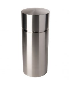 R-7341 stainless steel post cover in 316 stainless steel