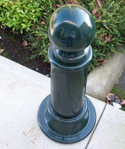 R-7561 decorative metal bollard