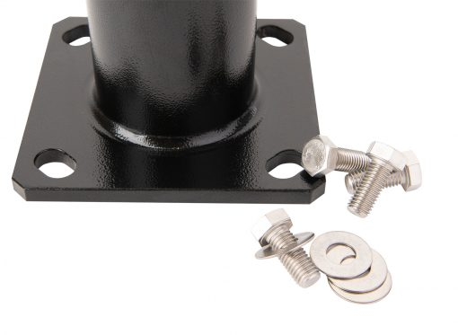 R-7648 bolt down bollard with flanged mounting