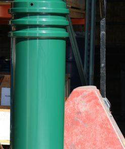 Green R-7835 decorative bollard