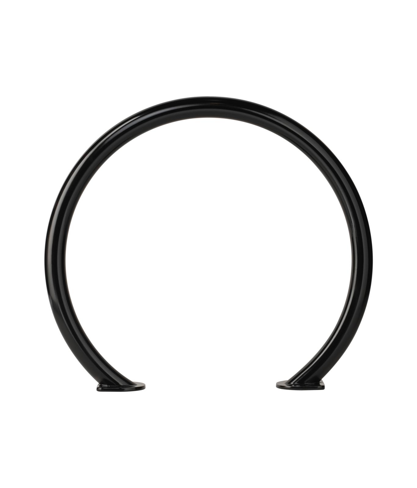 R-8224 steel ring bike rack