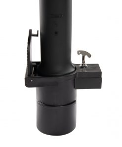 R-8323 flexible bollard for fixed or removable applications