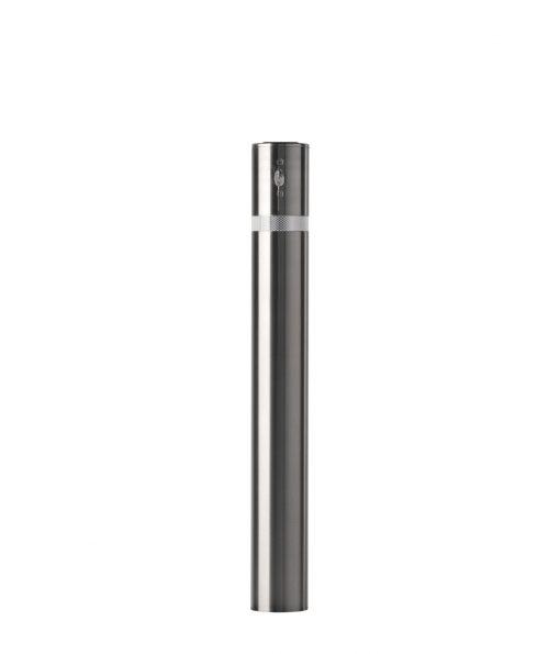 R-8471 single locking retractable bollard