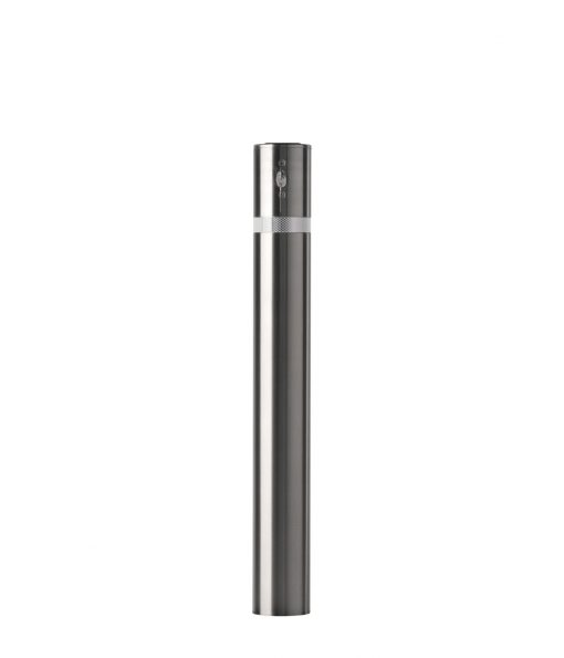 R-8472 stainless steel retractable bollard