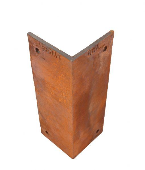 R-8844-RA corner bollard top angle