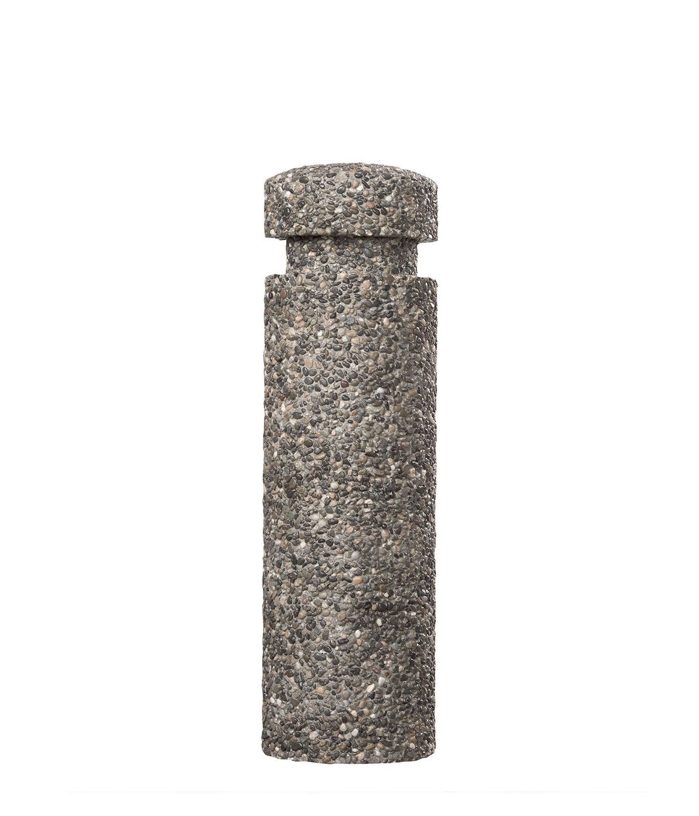 R-9705 concrete bollards