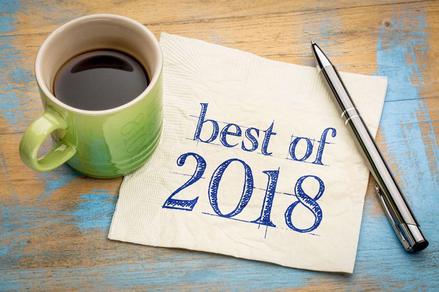 Bollards Best of 2018