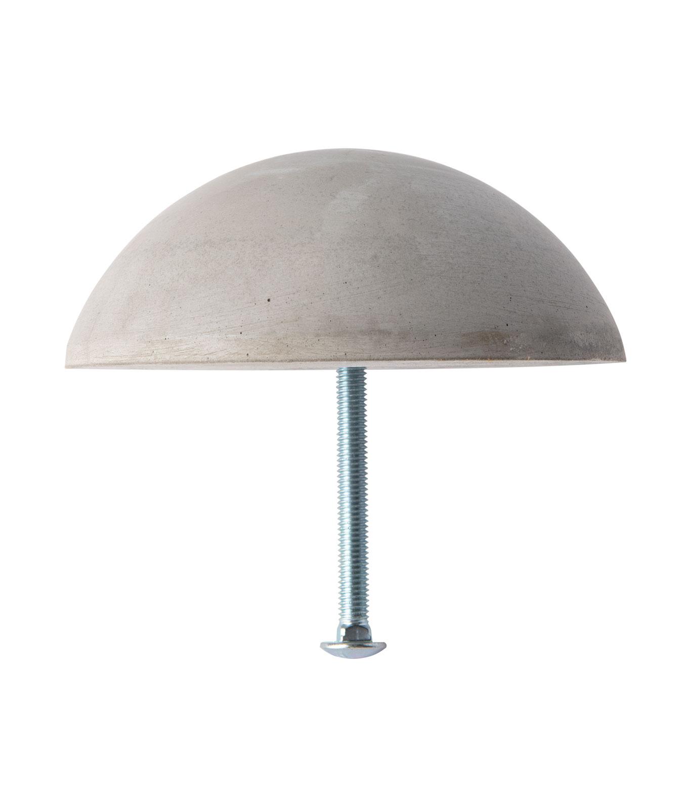 Concrete Pipe Bollard Cap (6 in)