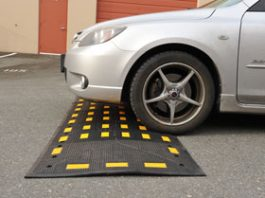 Button to view all speed humps