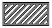 Neenah Foundry diagonal grate