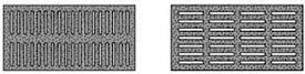 Neenah Foundry narrow slot grate