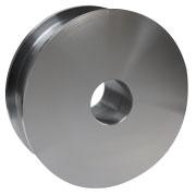 industrial machined wheel