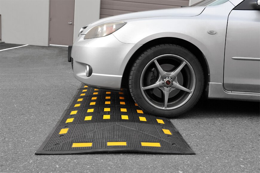 Are Speed Humps Effective | Traffic Management Blog