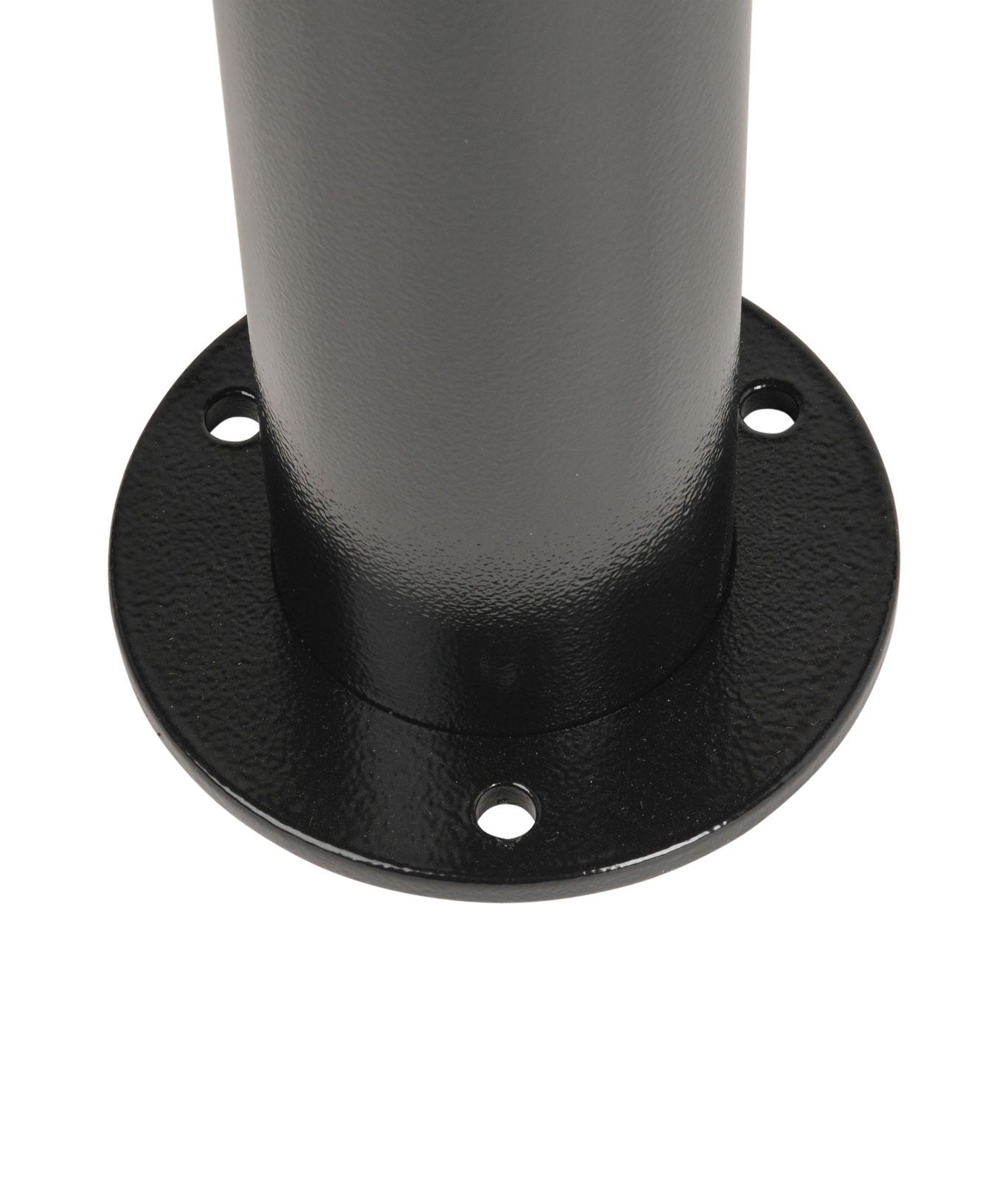 steel surface flange for bollard
